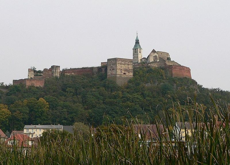 Güssing - Zamek