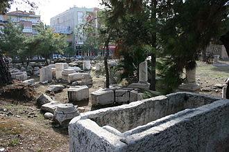 Thyatira - Ruins of the city.