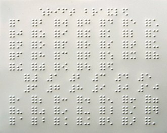 Russian Braille - Image: Russian Braille chart