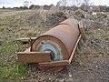 Rusty old roller - geograph.org.uk - 1173786.jpg