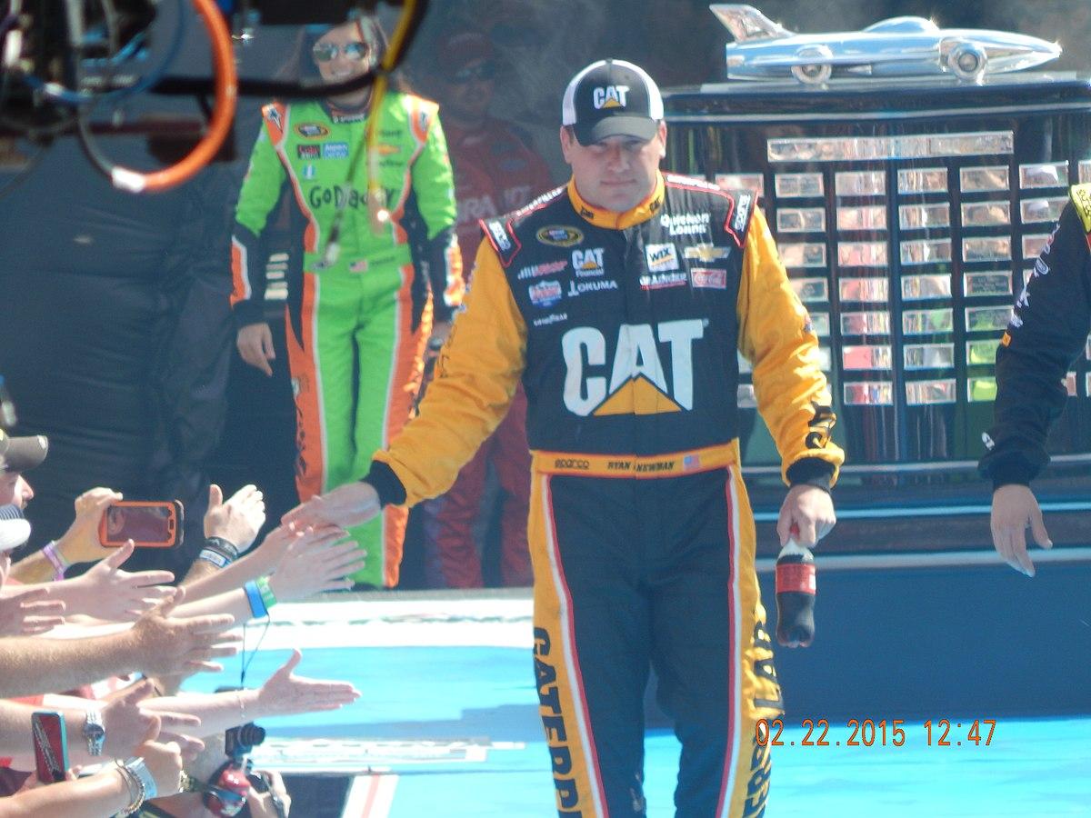 Ryan Newman (racing driver) - Wikipedia