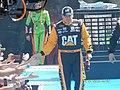 Ryan Newman at the Daytona 500.JPG