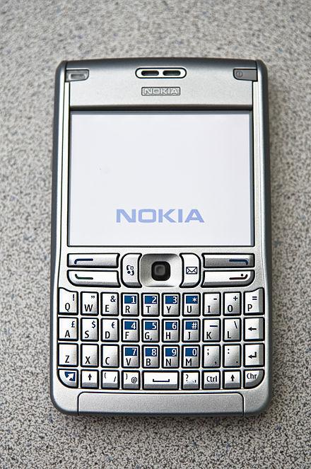 nokia e61 wikiwand rh wikiwand com Nokia E71 Nokia E63