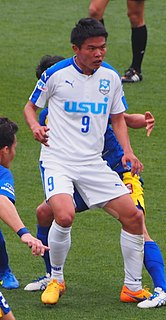 Ryota Nakamura Japanese footballer