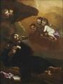 São Francisco Xavier (séc. XVIII) - atribuído a Giovanni Battista Gaulli.png