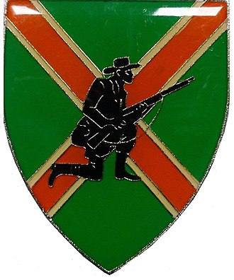 South African Commando System - SADF Commando School Danie Theron