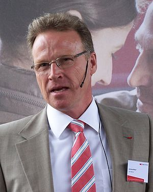 Andreas Meyer (manager) - Andreas Meyer