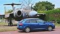 SEAT Ibiza and a Blackburn Buccaneer XW530 (49361110912).jpg