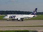 SP-LDI Embraer ERJ 170LR E170 - LOT (22240591375).jpg
