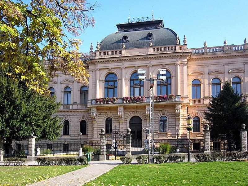 File:SREMSKI KARLOVCI Patriarchy Residence.JPG