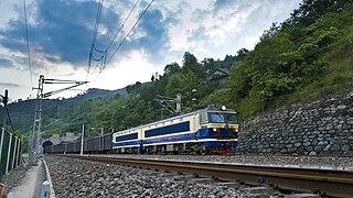 Baoji–Chengdu railway