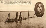 SS Brussels Zeebrugge Raid