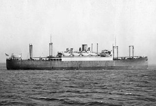 USS <i>Hugh L. Scott</i> (AP-43)