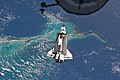STS-135 Atlantis approaches the ISS b.jpg