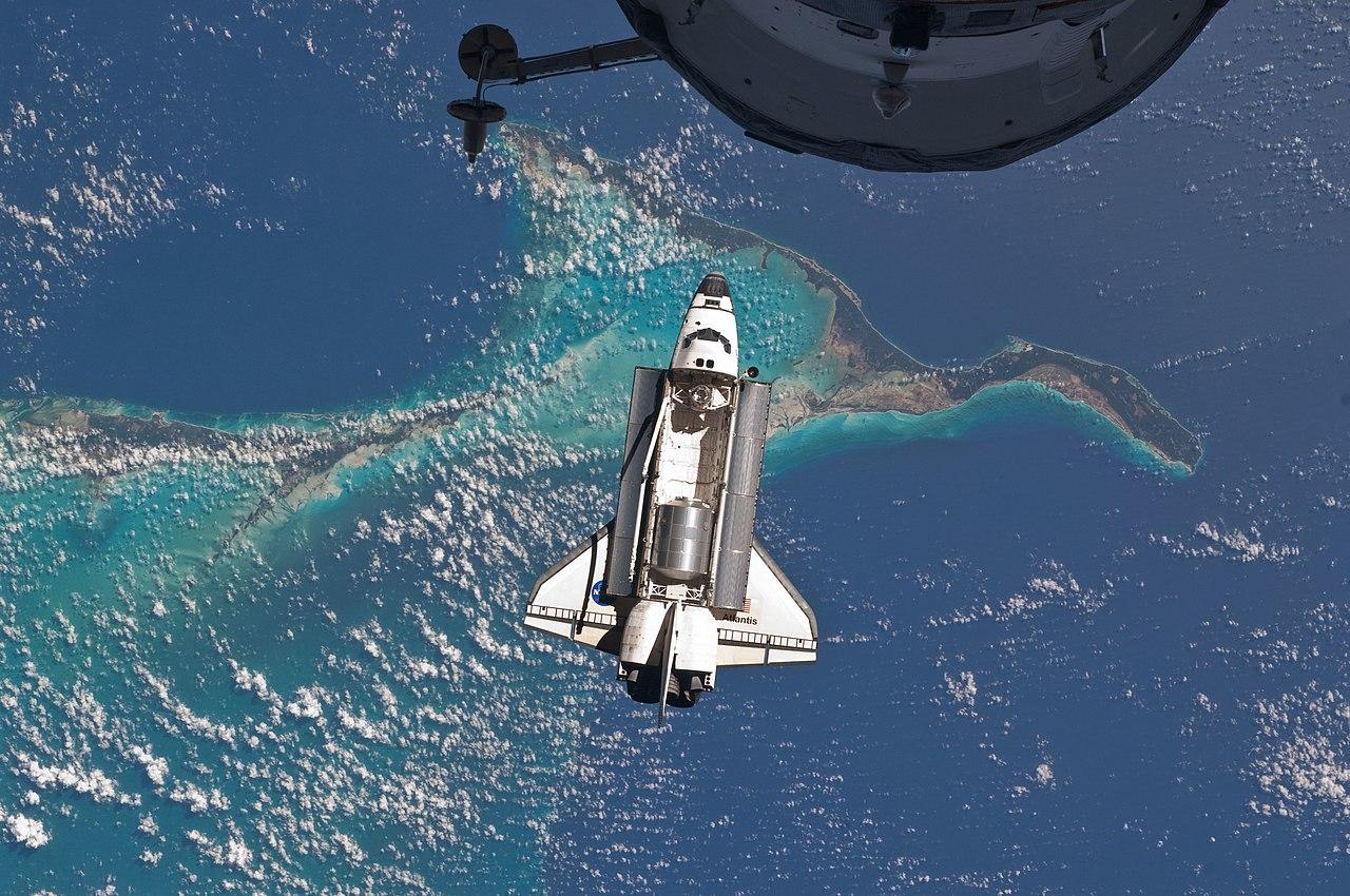size of space shuttle atlantis - photo #27