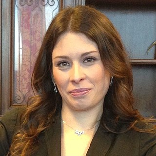 Sabrina Pignedoli Italian politician