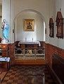 Sacred Heart Church, North Walsham - Lady Chapel - geograph.org.uk - 1713265.jpg