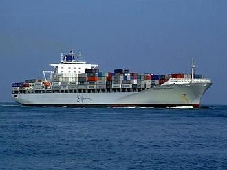 Maersk - Safmarine Nokwanda
