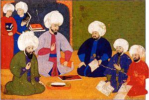 Nakkaş Osman - Image: Sahname i Selim Khan 9r