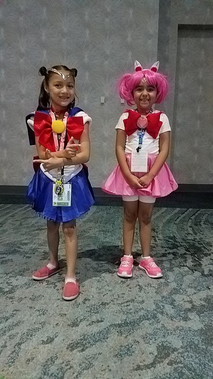 Sailor Moon and Chibi Moon cosplay.jpg
