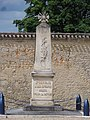 Saint-Gervais (Gironde) Monument aux morts.JPG