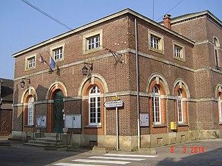Saint-Mards-en-Othe Commune in Grand Est, France
