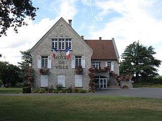 Saint-Pierre-lès-Nemours Commune in Île-de-France, France