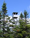 St. Regis Mountain Fire Observation Station