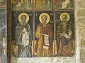 Saint Savva fresco in Peter and Paul Church Veliko Tarnovo.jpg