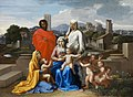 Sainte Famille - Poussin - National Gallery of Ireland.jpg