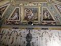 Sala di cosimo il vecchio, soffitto, afferschi di vasari e marco marchetti 05.JPG