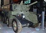 Saladin armoured car, Shropshire Model Show 2015, RAF Museum Cosford. (17236432391).jpg
