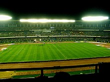 Salt Lake Stadium in Kolkata