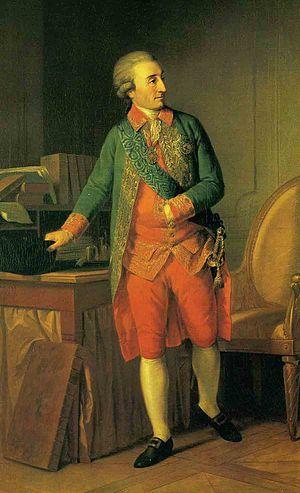 Nikolai Saltykov (1736–1816) - Image: Saltykov Nikolay Ivanovich
