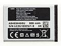 Samsung E1200i - Lithium-ion battery AB463446BU-4035.jpg