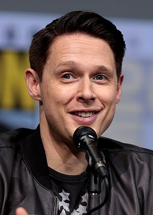 Samuel Barnett (actor) - Barnett at the 2017 San Diego Comic-Con