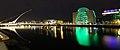 Samuel Beckett Bridge, The Convention Centre Dublin. North Wall Quay & River Liffey, Dublin (507207) (32579285470).jpg