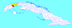 San Cristóbal (Cuban municipal map).png