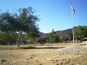 San Fernando Pioneer Memorial Cemetery - San Fernando Pioneer Memorial Cemetery, September 2008