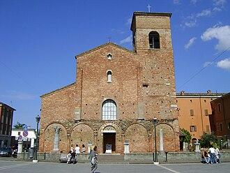 Roman Catholic Diocese of Cesena-Sarsina - Co-Cathedral in Sarsina