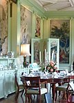 Dining room at Sandringham House