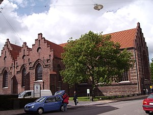 Saint Hans Church - Saint Hans Church