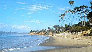 Erfly Beach Santa Barbara California