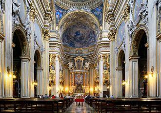 Santa Maria in Vallicella - Nave.