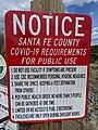 Santa fe county covid sign.jpg