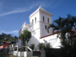 Santa Rosalía de Palermo Church in El Hatillo