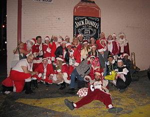 Atlanta SantaCon 2006