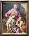 Santi di tito, madonna col bambino e san giovannino, 1570-80 ca..JPG