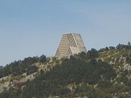 Temple of Monte Grisa