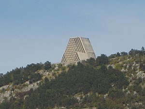Temple of Monte Grisa - Temple of Monte Grisa